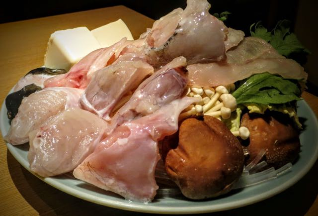 what to eat in Japan fugu