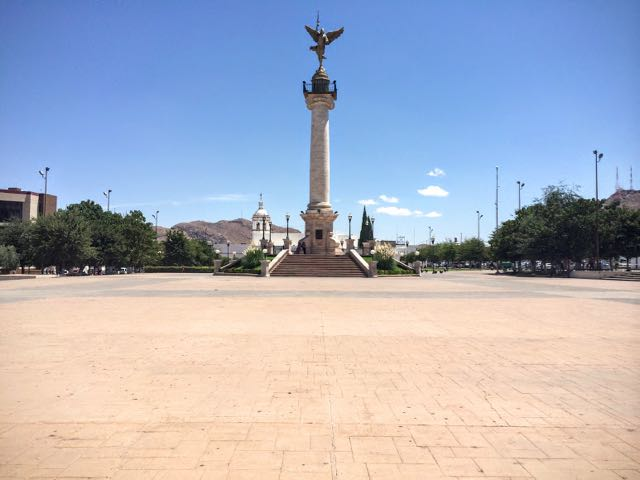 Plaza Mayor - Things to See in Chihuahua