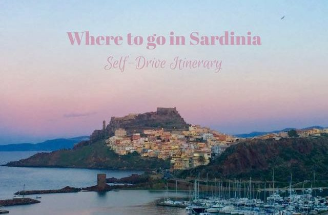 where to go in sardinia