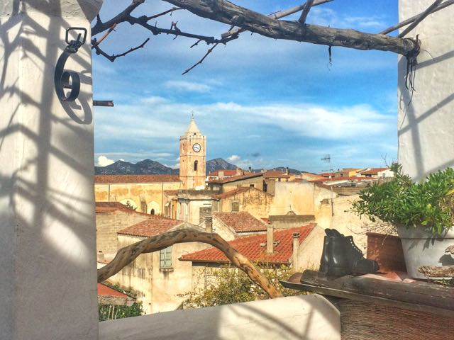 Where to go in sardinia Oliena