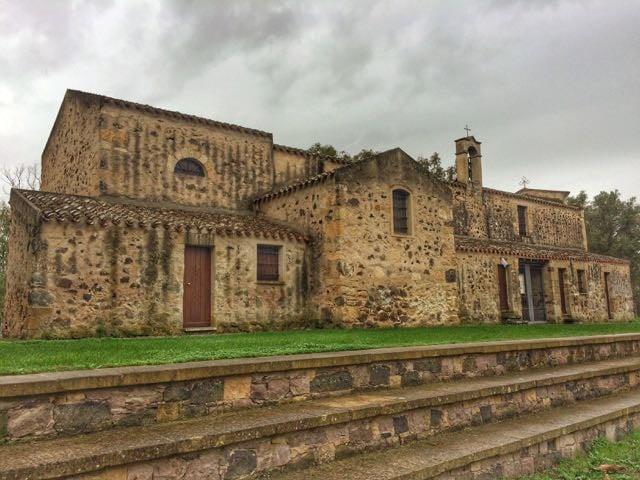 where to go in Sardinia Sardara thermal baths