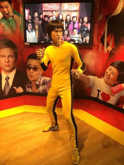 3 days in Hong Kong Bruce Lee