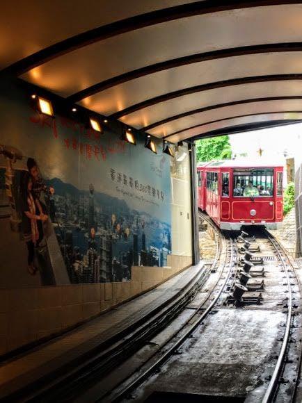 3 days in Hong Kong Peak Tram