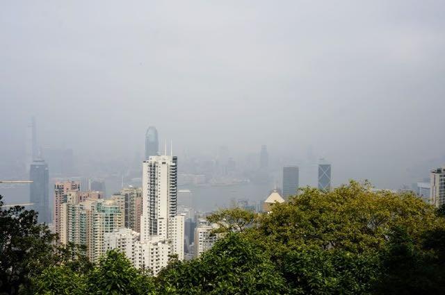 3 days in Hong Kong Victoria Peak