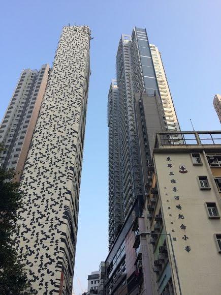 3 days in Hong Kong buildings
