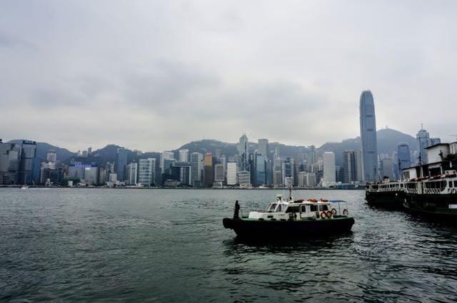 3 days in Hong Kong star ferry