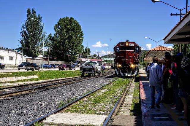 El Chepe Train Route - Creel