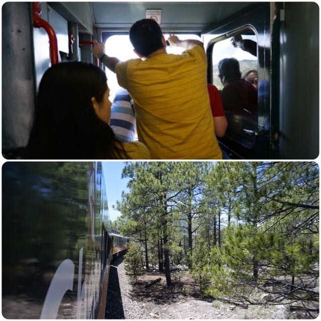 Copper Canyon Train - Photography Opportunities