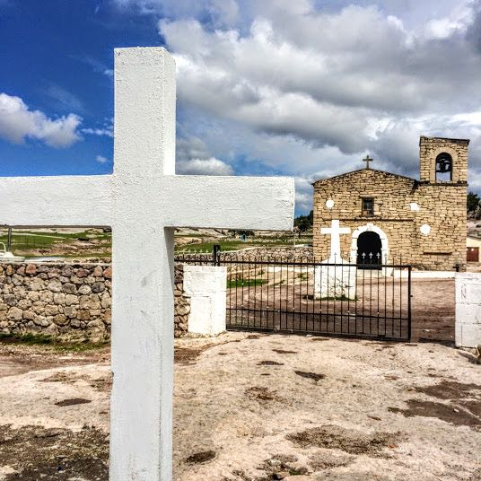 San Ignacio Mission - Creel