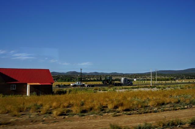 Copper Canyon Train Route - Siding