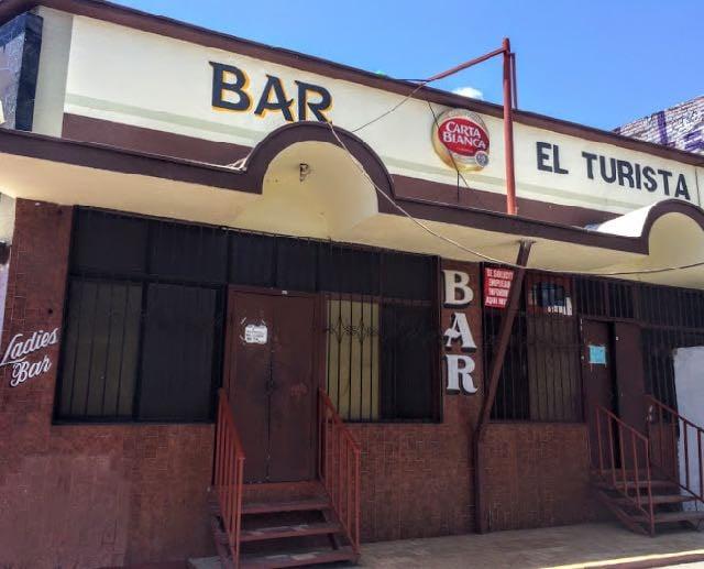 Copper Canyon Itinerary - tourist bar