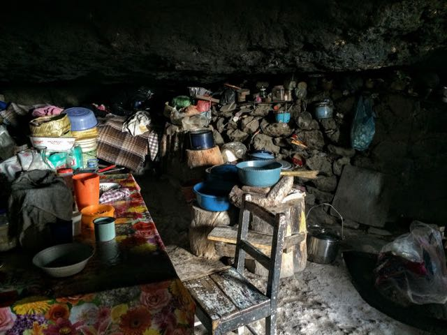 Cave home - Copper Canyon Mexico