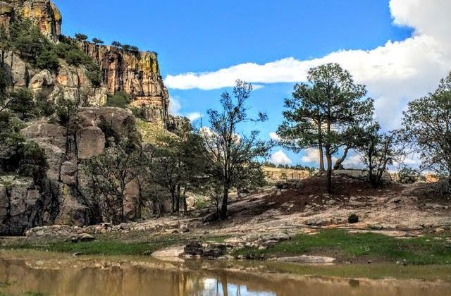 Affordable copper canyon tour itinerary divisidero view hotel walk