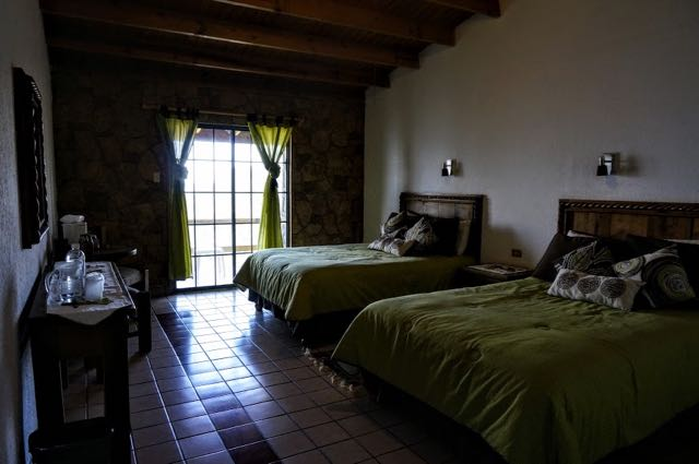 Hotel room Divisidero - Places to stay