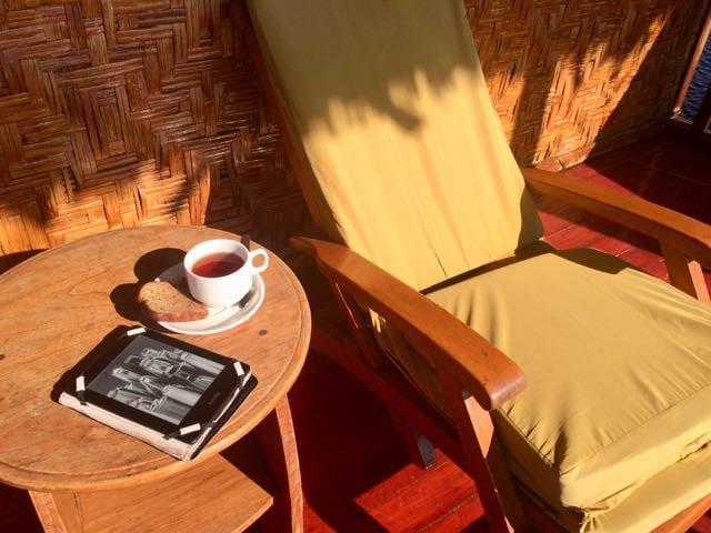 Inle Lake Tour Afternoon Tea