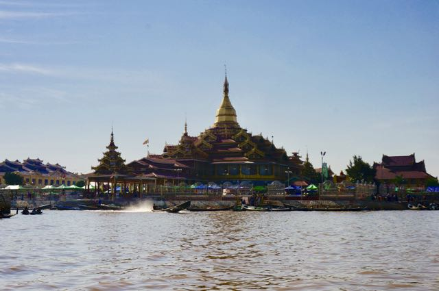 Inle Lake Tour Pagoda