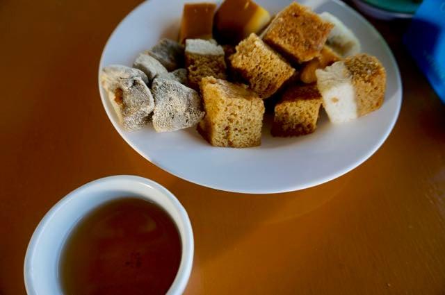 Inle Lake Tour tea