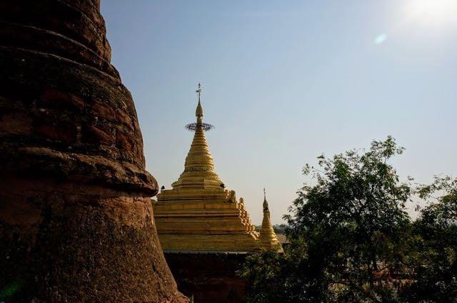 Things to do in Bagan stupor