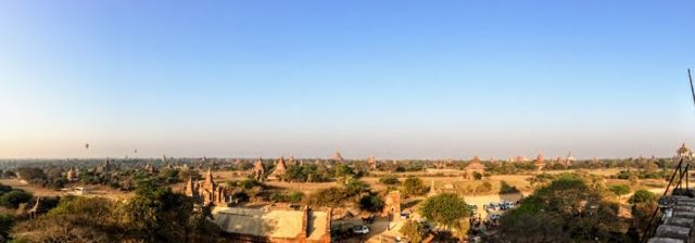 Things to do in Bagan best sunrise and sunset temple
