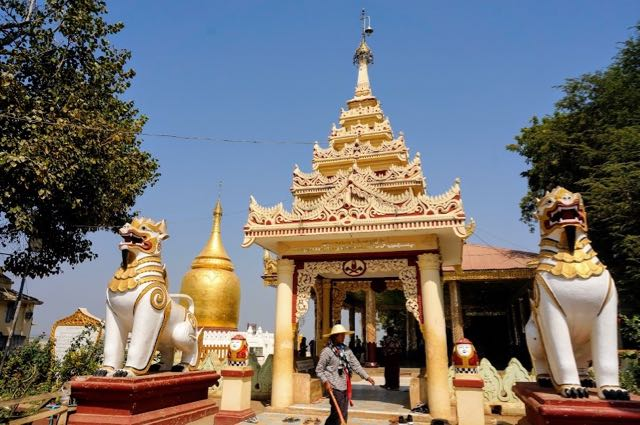 Best Pagodas in Bagan Bu Paya