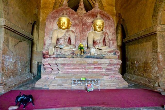 Best Pagodas in Bagan Twin Buddhas