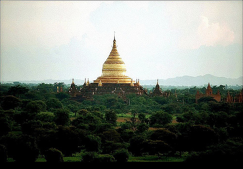 Best bagan pagodas