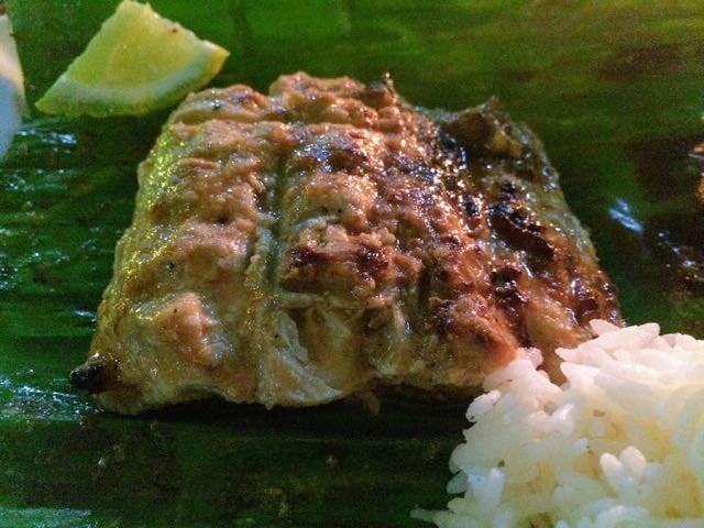Ngapali Beach Hotels, Restaurants fish