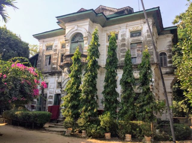 Things to do in Yangon House