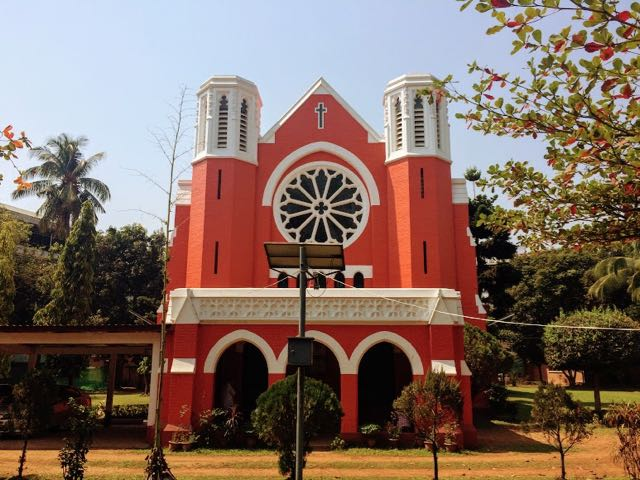 Things to do in Yangon Church