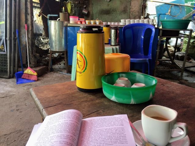 Things to do in Yangon Tea Time