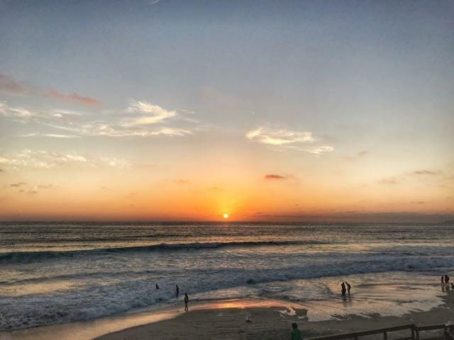 Visiting Tijuana from San Diego - beach in Tijuana