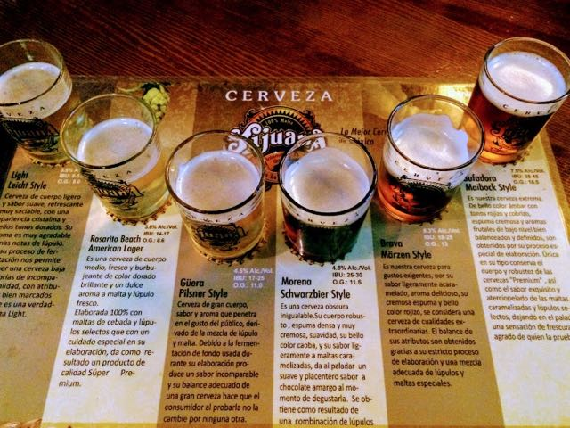 Visiting Tijuana from San Diego - craft beer
