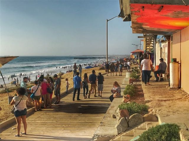 Visiting Tijuana from San Diego - malecon