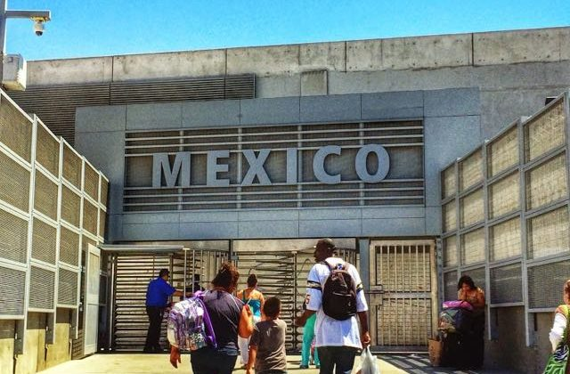 Visiting Tijuana from San Diego - Mexico border crossing