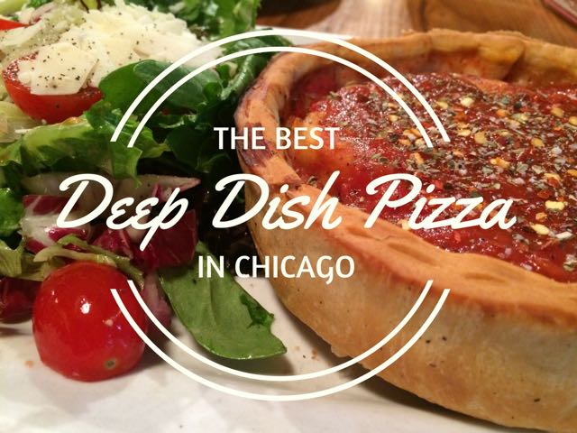 Best Where is the Best Deep Dish Pizza in Chicago