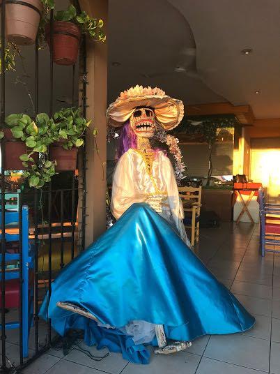 Things to do in La Paz Mexico Baja Sur Skeleton