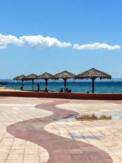 Things to do in La Paz Mexico Baja Sur beach and malecon