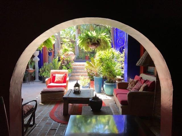 Baja California Road Trip Itinerary Hotel California