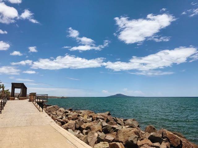 Baja California Road Trip Itinerary Loreto malecon