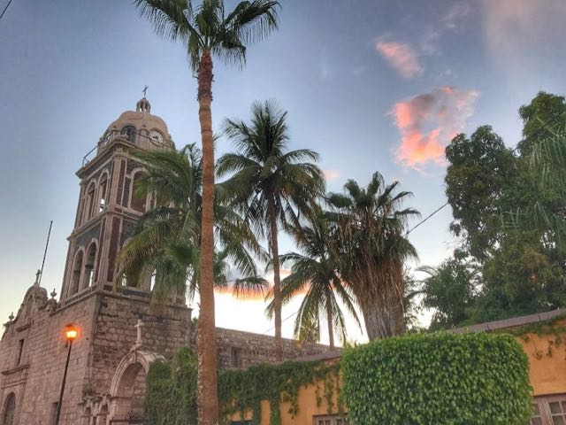 Baja California Road Trip Itinerary Mexico Loreto Mission