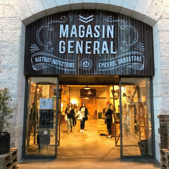 Things to do in Bordeaux Magasin General