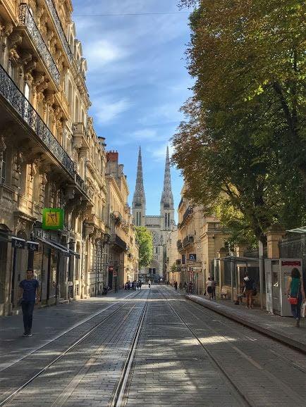 Things to do in Bordeaux city centre Bordeaux walking tour