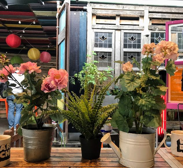 Things to do near Kings Cross St Pancras in London Big Chill House