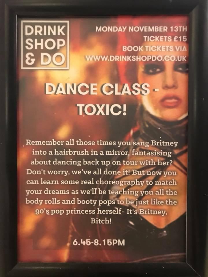 Things to do near Kings Cross St Pancras in London Dance Classes