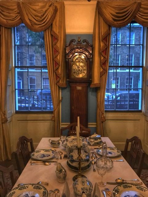 Things to do near Kings Cross St Pancras in London Dickens Museum