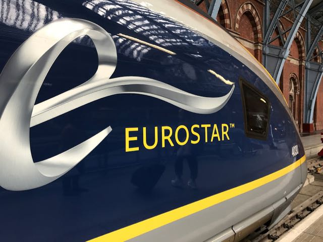 Things to do near King's Cross St Pancras in London Eurostar