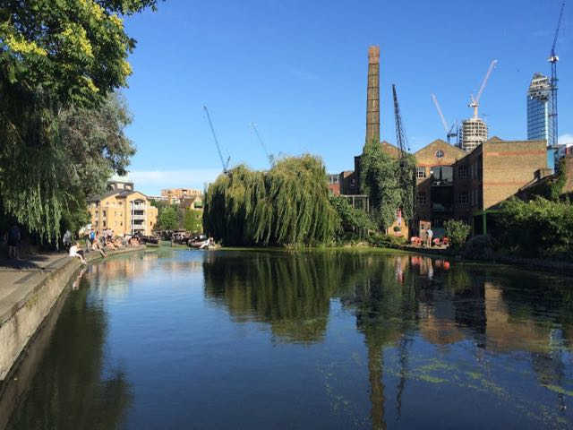 Things to do near kings cross st pancras london regents canal