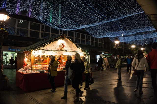 Best Eastern European Christmas Markets belgrade-christmas-market