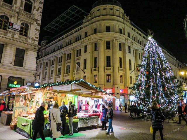 Best Eastern European Christmas Markets budapest-christmas-markets