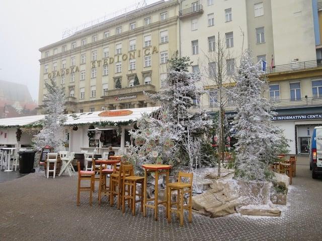 Best Eastern European Christmas Markets zagreb-in-december